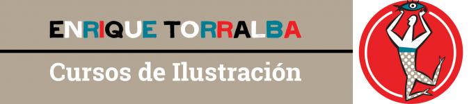 Logo of Cursos de ilustración Enrique Torralba